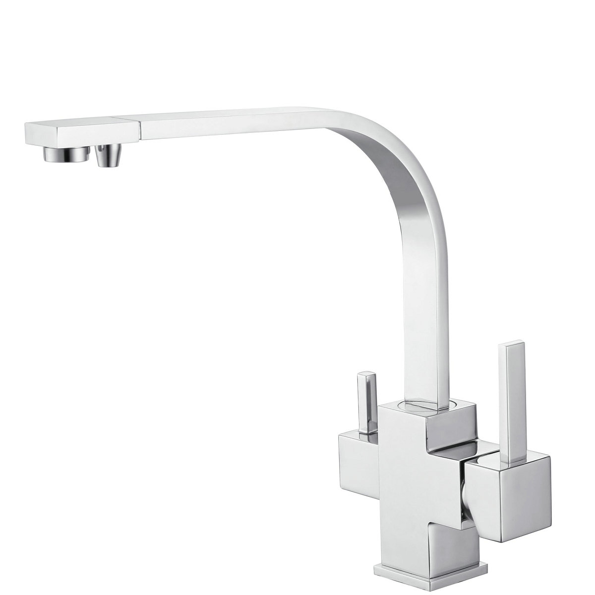 Original Factory tri flow  kitchen faucet for RO System